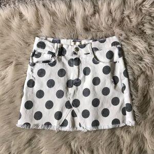 Like new Zara kids skirt size 10